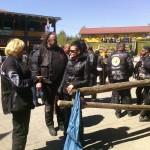 Sanchos Ausfahrt 2011