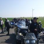 Sancho's Ausfahrt am 1. Mai 2012