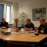 Besuch beim Innenminister Thüringens