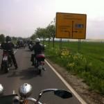 Sanchco's Ausfahrt 1. Mai 2014